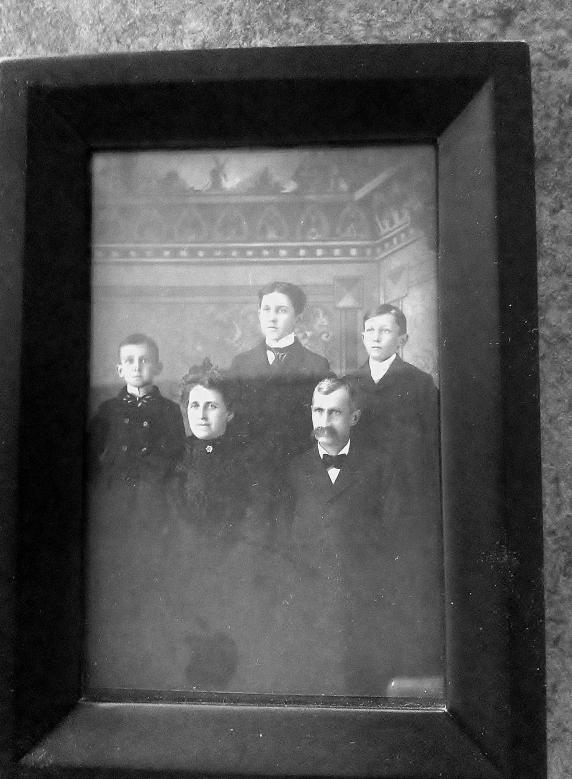John Meyer family photo